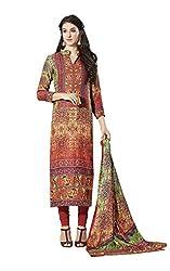 Texclusive Women's Pashmina Dress Material (texzoh1_Multicolored_Free Size)