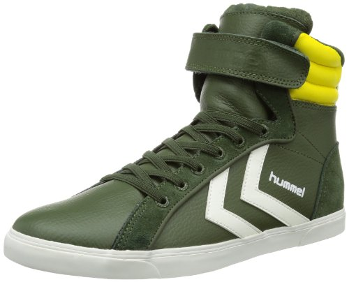 Hummel HUMMEL GAME JR HIGH High Unisex-Child Green Grün (KOMBU GREEN 6403) Size: 33