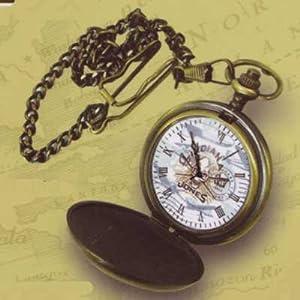 インディ・ジョーンズ 懐中時計 クリスタルスカル