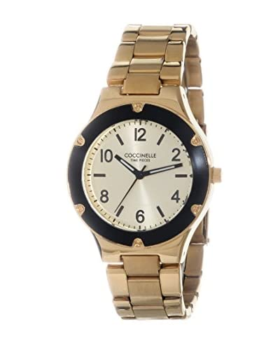 Coccinelle Reloj de cuarzo Oro 40 mm