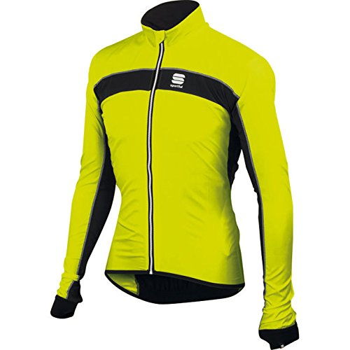 GIUBBINO SPORTFUL SHELL JACKET GIALLO COD.1101254091
