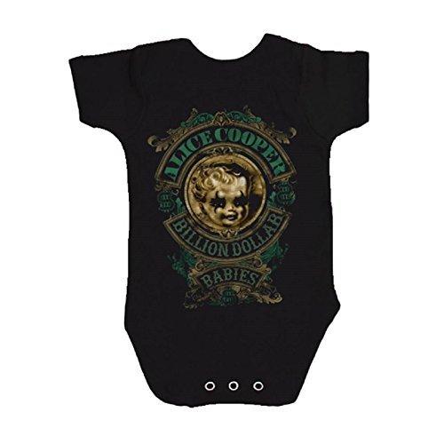 Generic -  Body  - Maniche corte  - Bebè maschietto Black 6 mesi