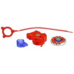 Beyblade Metal Masters Battle Tops - Fury Capricorn