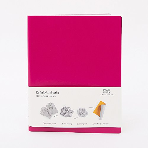 paperthinks-leather-xl-ruled-notebook-rubine-pink