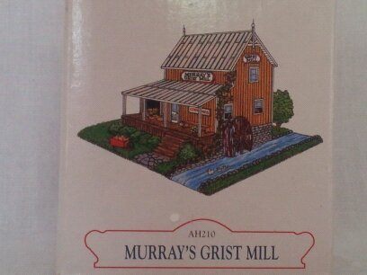 Liberty Falls Murrays Grist Mill AH210 - 1