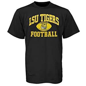 Ncaa lsu tigers black old school t shirt xxx for Old school basketball t shirts