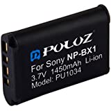 Lusso Liv PULUZ NP-BX1 3. 7V 1450mAh Li-ion Battery For Sony DSC-RX100 / DSC-RX1 / DSC-HX50
