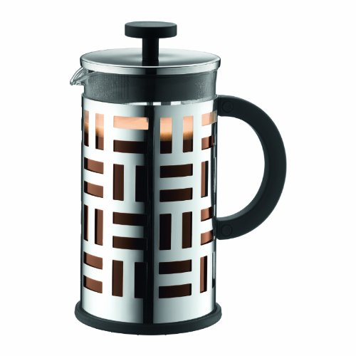 Bodum 11195-16US Eileen 8-Cup French Press Coffeemaker, 1.0 l, 34-Ounce