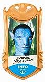 James Cameron's Avatar Na'vi Jake Sully Avatar Figure with Bioluminescence