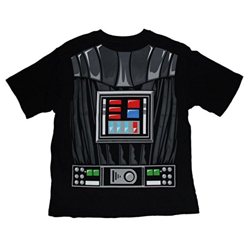Star Wars Darth Vader Boys Tee w/ Cape