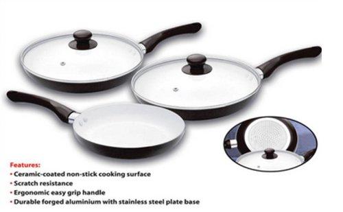 black-5-piece-ceramic-non-stick-frying-pan-with-glass-lid-20cm-24-cm-28cm-frying-pan-black