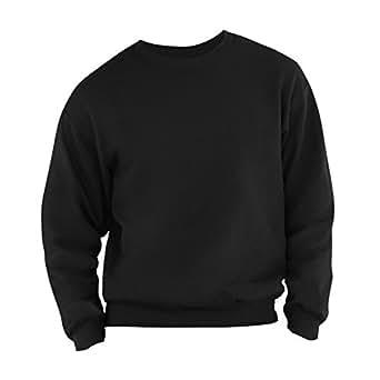 Fruit Of The Loom Mens Set-In Belcoro® Yarn Sweatshirt at Amazon Men