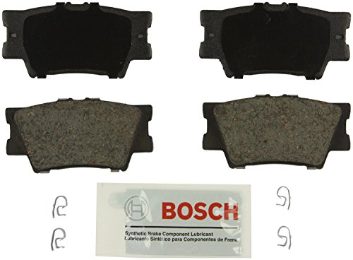 Bosch BE1212 Blue Disc Brake Pad Set (2007 Camry Bosch Brake Pads compare prices)