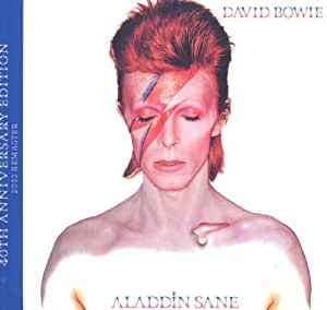 Aladdin Sane (40th Anniversary Edition)