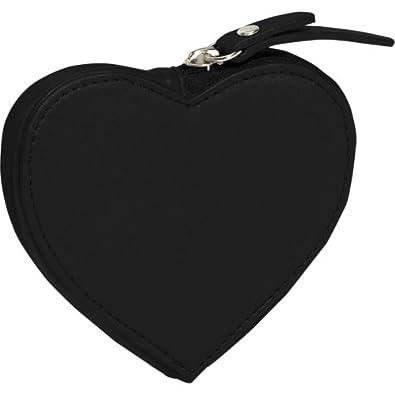 Clava Heart Coin Purse (Cl Black)