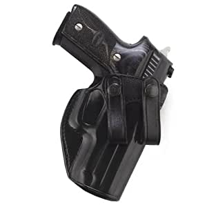 Galco Summer Comfort Inside Pant Holster for Springfield XD 9/40 4-Inch (Black, Left-hand)