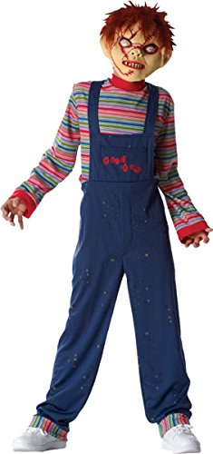 [Morris Costumes Boy's CHUCKY CHILD, MED LARGE] (Chucky Costumes For Children)