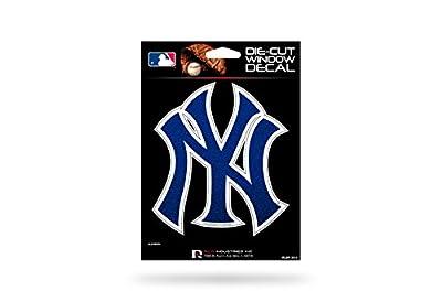 Rico Industries 9474682094 New York Yankees Bling Die-Cut Decal