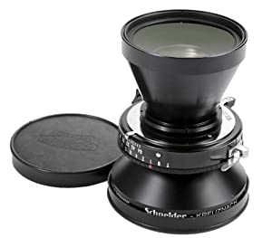 Schneider 120mm f/5.6 Super-Symmar MC Lens with Copal #0 Shutter