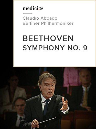 Beethoven, Symphony No. 9 - Claudio Abbado, Berliner Philharmoniker (No dialog)