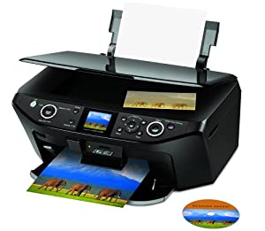 Epson Stylus Photo RX595 All-in-One Printer (C11C693201)