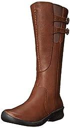 KEEN Women\'s Bern Baby Bern Casual Boot, Stark Oak, 9.5 M US