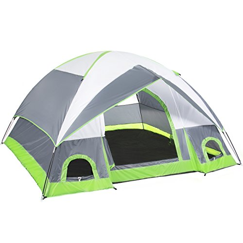 Best-Choice-Products-4-Person-Camping-Tent-Family-Outdoor-Sleeping-Dome-Water-Resistant-W-Carry-Bag