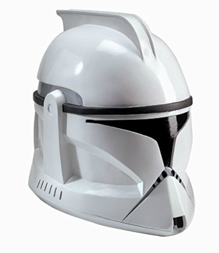 Star Wars Clone Trooper Soldier Deluxe Latex Adult Halloween Costume Mask