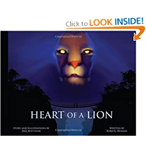 Heart of a Lion (A Lion Sleeps in the Heart of Every Brave Soul.) ebook