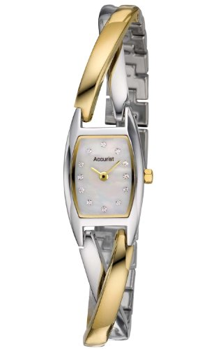 Accurist Ladies Bracelet Watch LB1435P