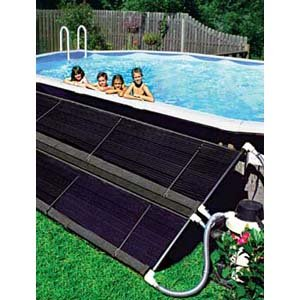 Fafco - SunGrabber Above-ground Pool Solar System (1) 2 x 20 ...