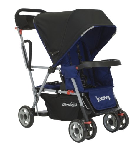 Best Buy! Joovy Caboose Ultralight Stroller, Blueberry