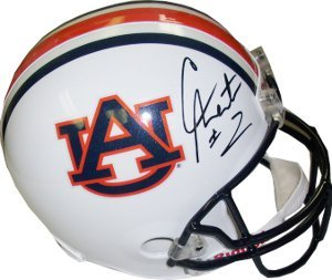 Cam Newton signed Auburn Tigers Full Size Replica Helmet- PSA DNA Hologram by Athlon+Sports+Collectibles