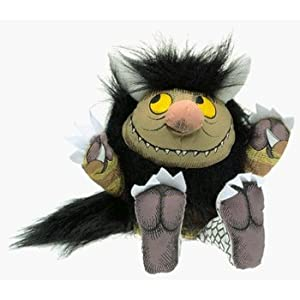 Where The Wild things Are Soft Toys (Moishe)