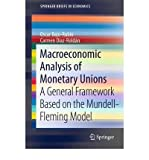 img - for [(Macroeconomic Analysis of Monetary Unions )] [Author: Oscar Bajo-Rubio] [Jun-2011] book / textbook / text book