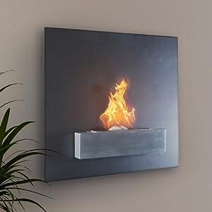 Pureflame Serafin Ethanol Biofuel Fireplace