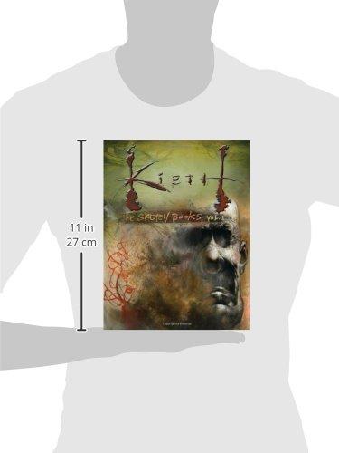 Sam Kieth Sketchbook #1