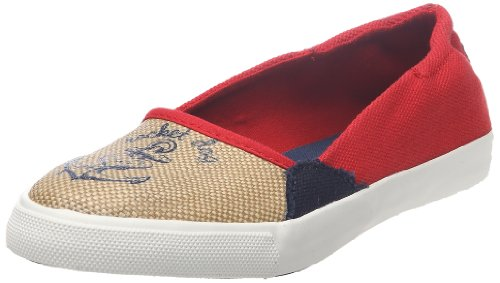 Rocket Dog Women's Tennie Natural Slip Ons TENNIEFR 4 UK