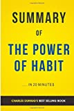 img - for The Power of Habit: by Charles Duhigg   Summary & Analysis book / textbook / text book