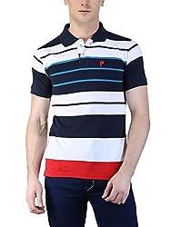 Puffz Men's Cotton Polo_06_Multicolored_XXL