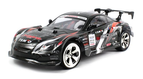Hsr-Series Lexus Sc430 Gt Electric Rc Car Big 1:10 Scale Ready To Run Rtr (Colors May Vary)
