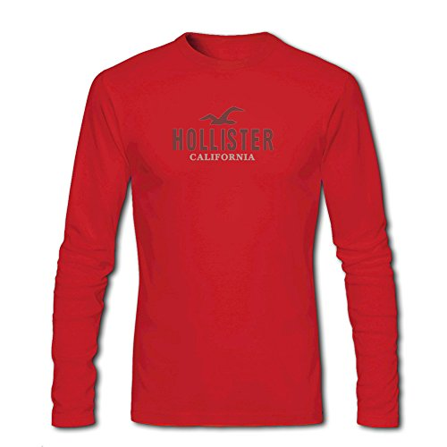 Hollister Classic For Mens Long Sleeves Outlet