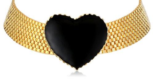 Heart Choker Necklace image