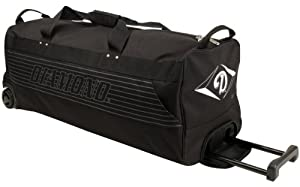 Diamond Sports Tango Rolling Gear Bag, Black
