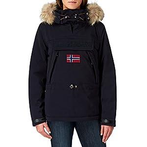 Napapijri Skidoo Jacket Blue Marine: Vêtements et