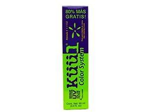 Amazon.com : Kuul Hair Coloring Cream #4 Castano/Brown : Chemical Hair
