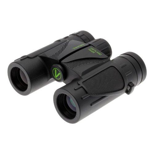 Visionary 10X25 Wetland Binoculars Waterproof Rubber Armoured Black [H112098]