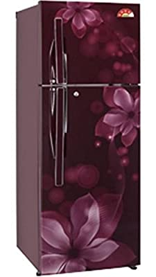 LG GL-U322JSOL Frost-free Double-door Refrigerator (310 Ltrs, 4 Star Rating, Scarlet Orchid)