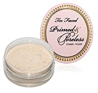 Too Faced Cosmetics Primed and Poreless Powder, 0.16 Ounce from Too Faced