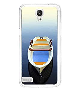 Boat in River 2D Hard Polycarbonate Designer Back Case Cover for Xiaomi Redmi Note :: Xiaomi Redmi Note 4G